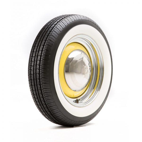 Short-Narrow Front Tires