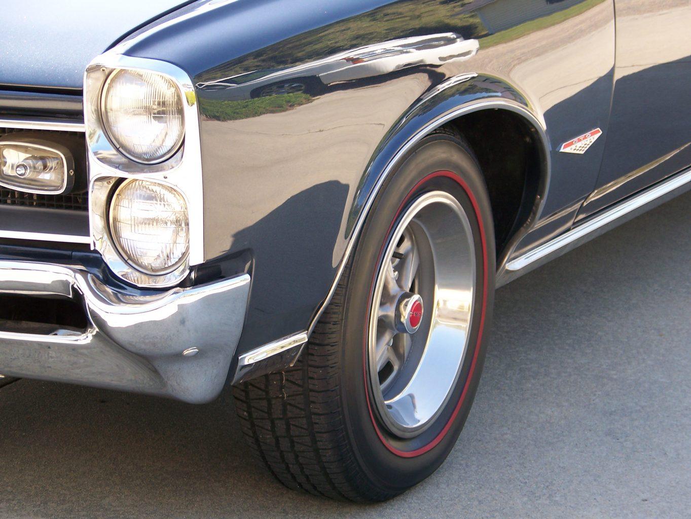 GTO Redline Tires
