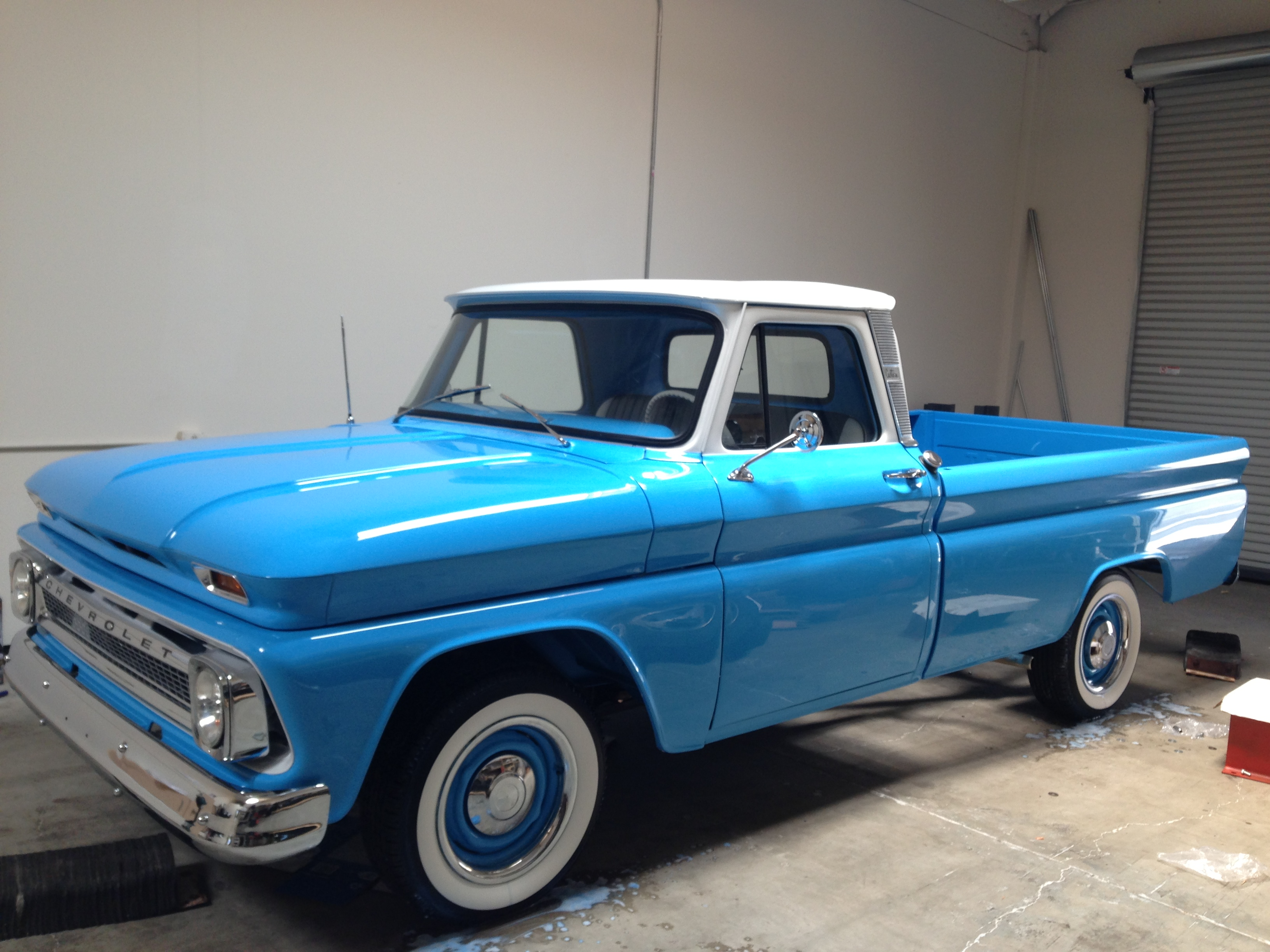 1956 Chevy White Wall Tires