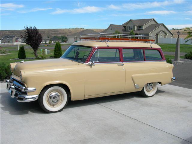 Carlisle 1954 RanchWagon