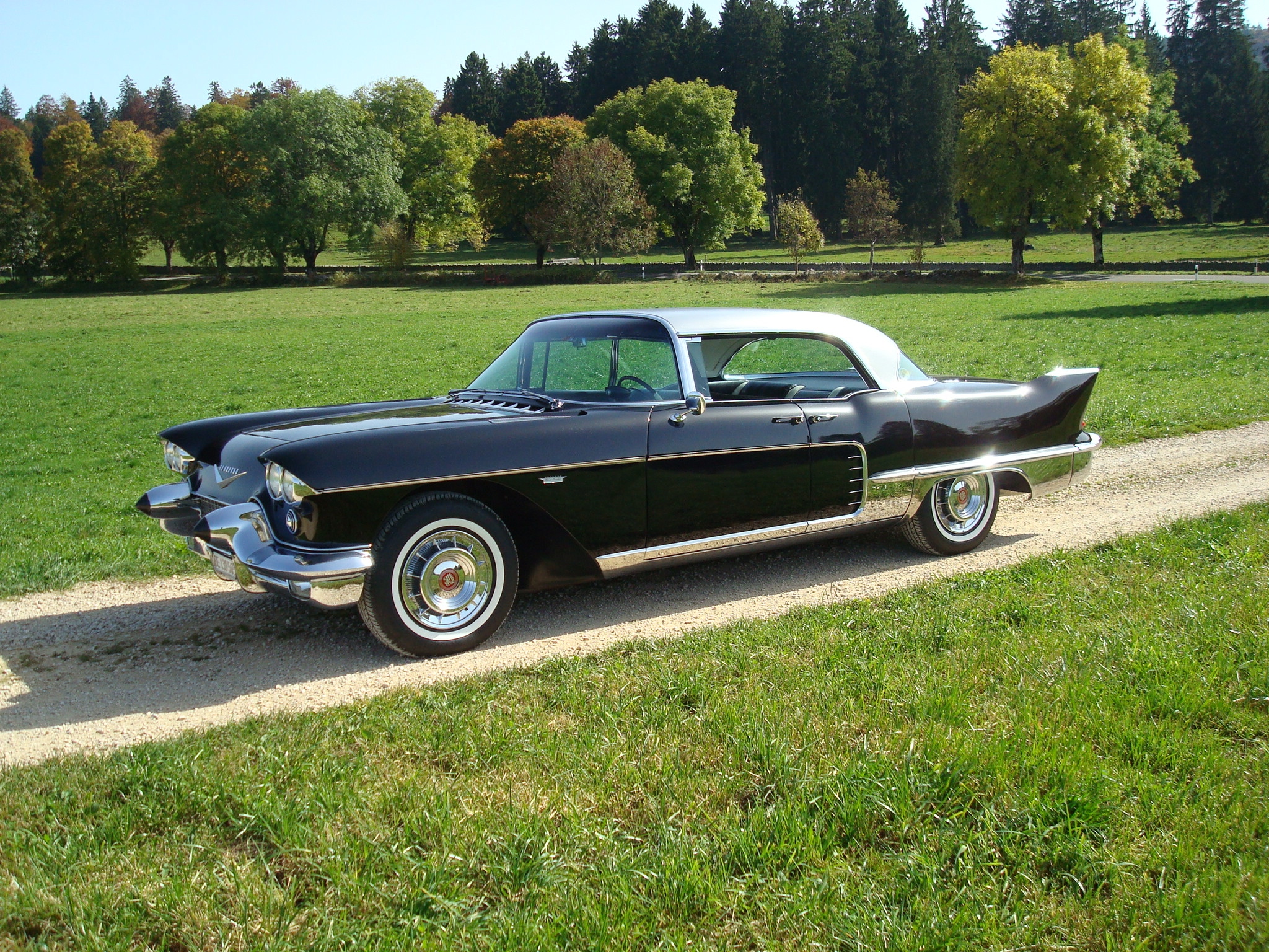 Cadillac Eldorado White Wall Tires 3