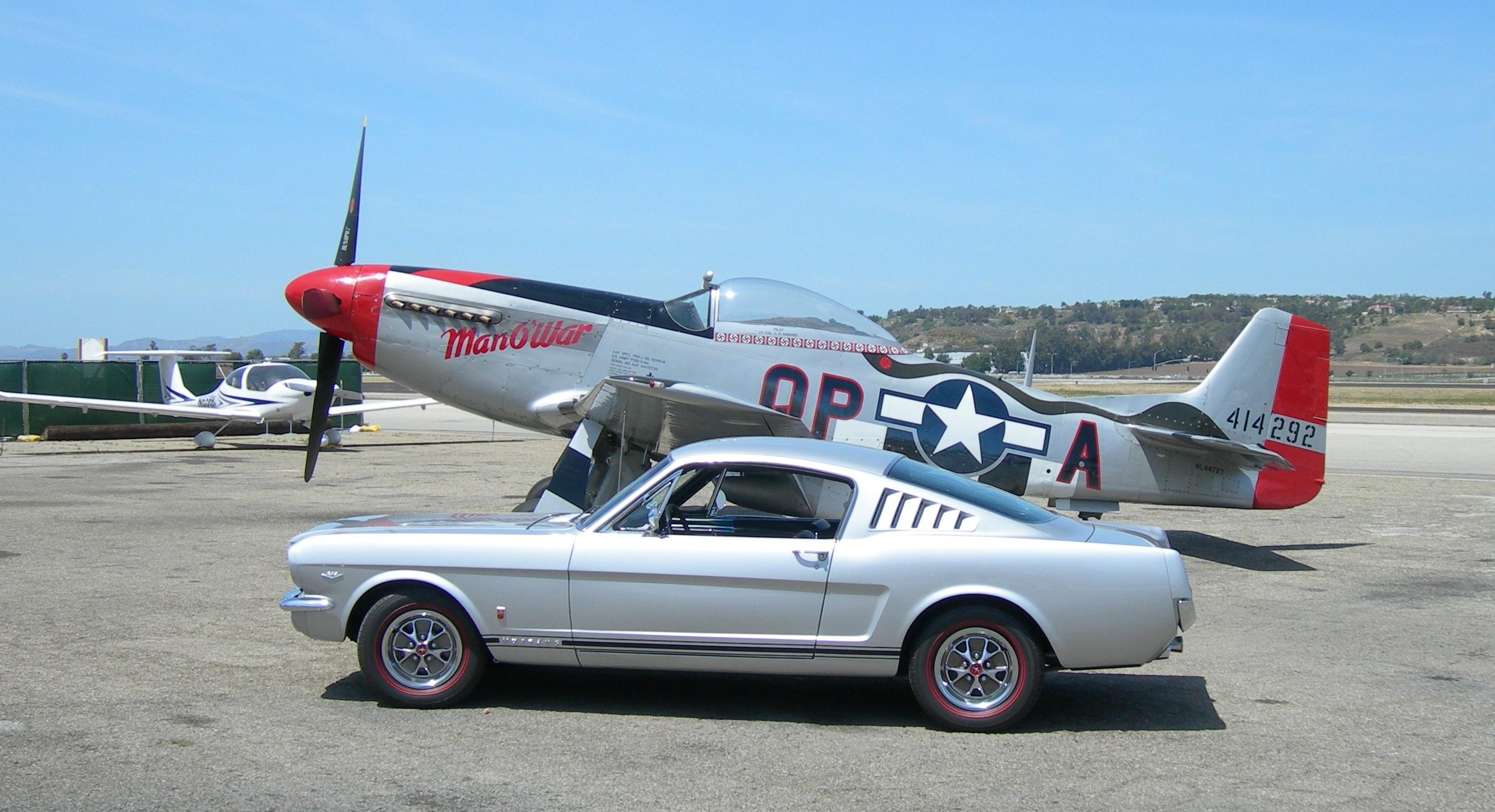 Mustang Redlines