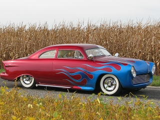 1951 Ford White Wall Tires