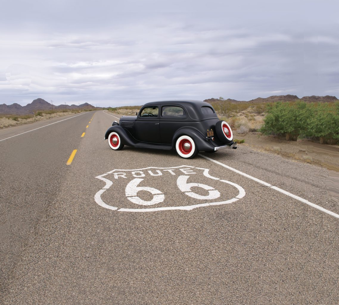 Route 66 White Wall Tires