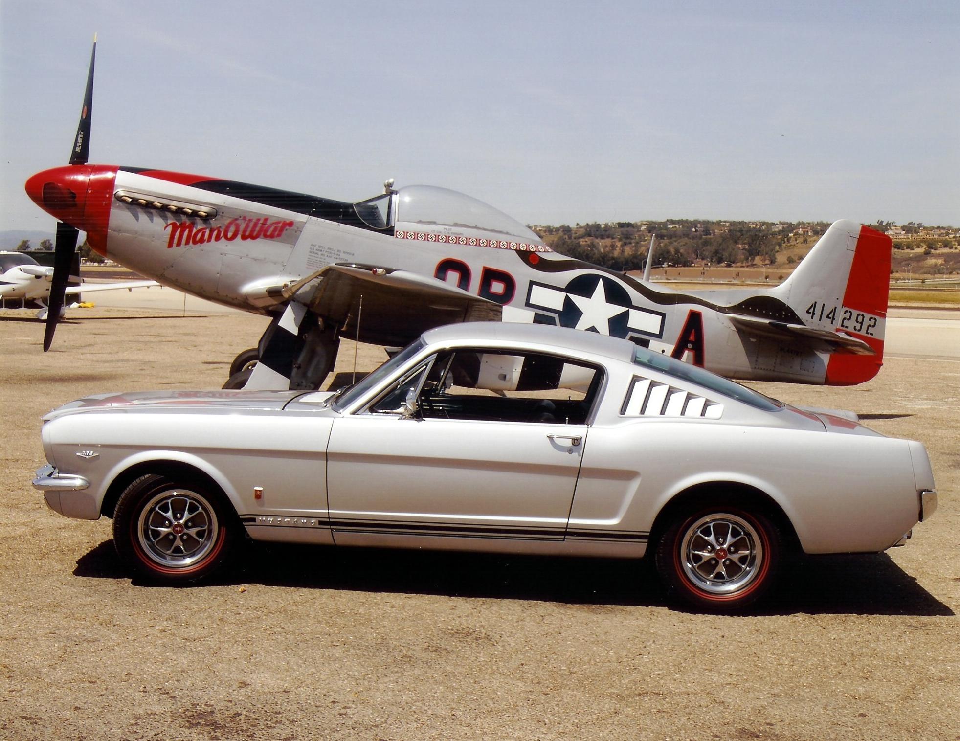 Mustang Redlines 2