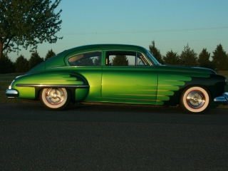 Green White Wall Tires 5