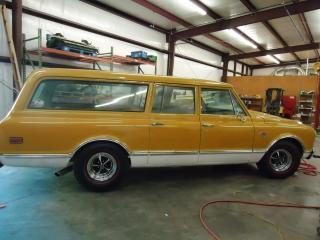 Chevy Redlines 2