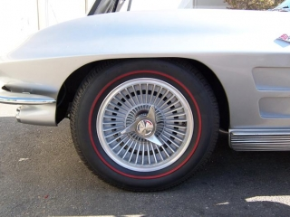 Corvette Redlines