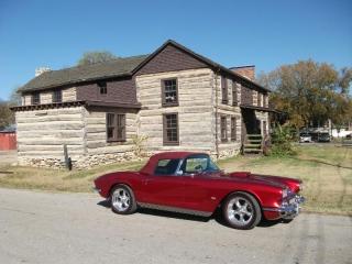 Red Corvette Redlines 2
