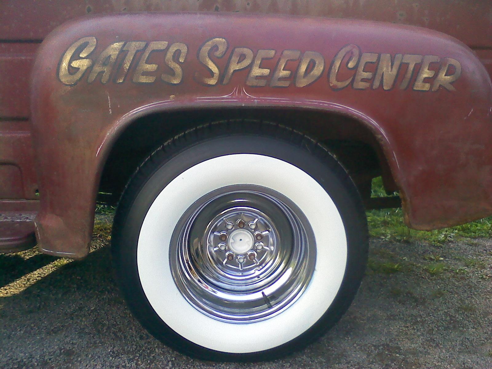 Pennsylvania White Wall Tires 6