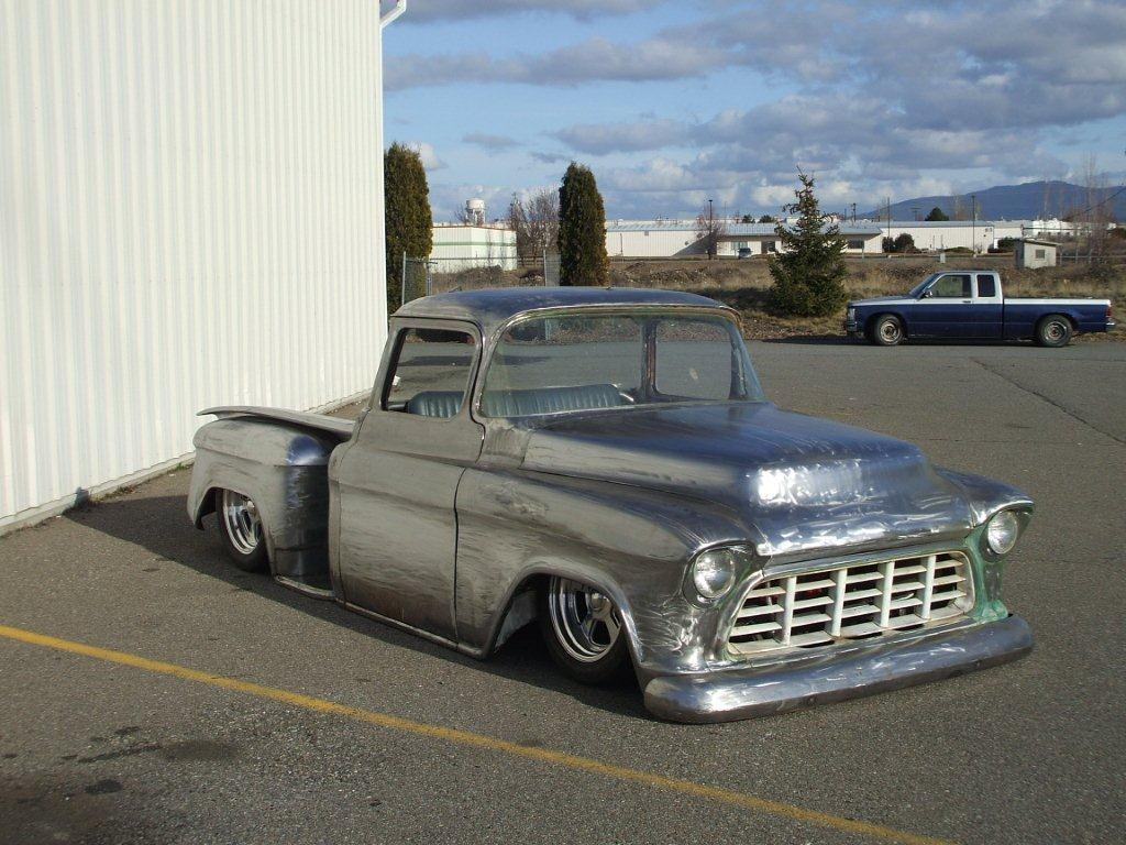 Silver Truck Smoothy