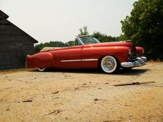 Cadillac White Wall Tires 3