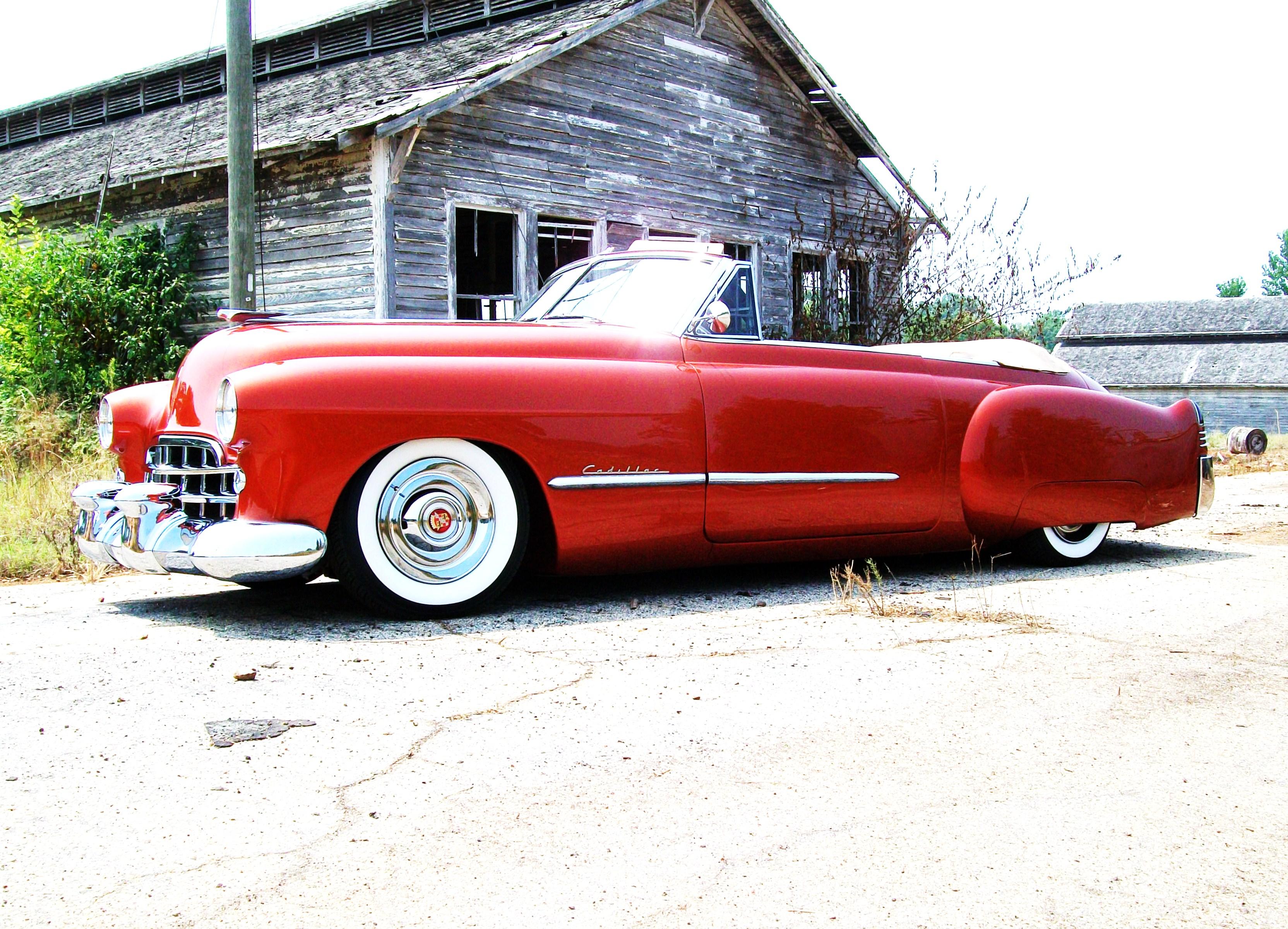 Cadillac White Wall Tires 2